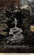 sta001067 - Statue Postcard