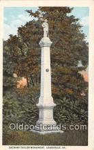 sta001071 - Statue Postcard