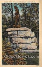sta001076 - Statue Postcard