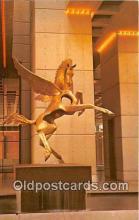 sta001077 - Statue Postcard