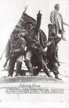 sta001078 - Statue Postcard