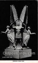 sta001080 - Statue Postcard