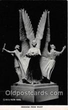 sta001081 - Statue Postcard