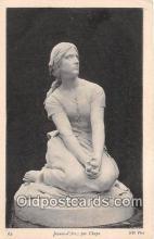 sta001089 - Statue Postcard
