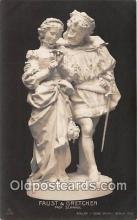 sta001091 - Statue Postcard
