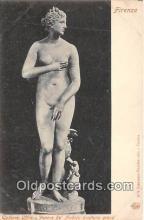 sta001092 - Statue Postcard