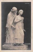 sta001094 - Statue Postcard