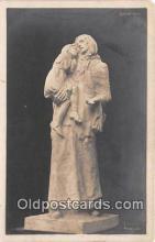 sta001095 - Statue Postcard