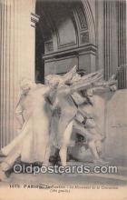 sta001096 - Statue Postcard