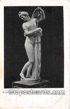 sta001097 - Statue Postcard