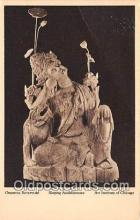 sta001105 - Statue Postcard
