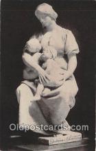 sta001106 - Statue Postcard