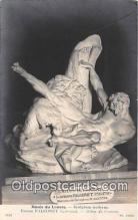 sta001111 - Statue Postcard