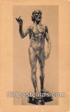 sta001112 - Statue Postcard