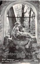sta001115 - Statue Postcard