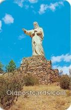 Statue of Christ of the Rockies