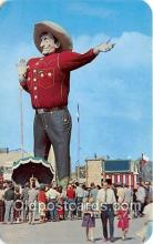 sta001119 - Statue Postcard