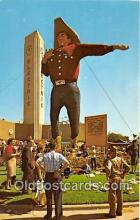 Big Tex, Texas State Fair Grounds