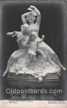 sta001129 - Statue Postcard