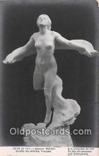 sta001135 - Statue Postcard