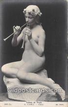 sta001136 - Statue Postcard
