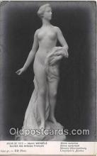 sta001137 - Statue Postcard