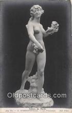sta001141 - Statue Postcard