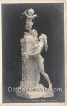 sta001142 - Statue Postcard
