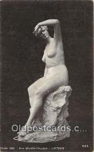 sta001143 - Statue Postcard