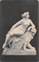 sta001144 - Statue Postcard