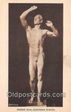 sta001152 - Statue Postcard