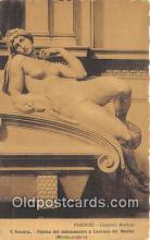 sta001156 - Statue Postcard