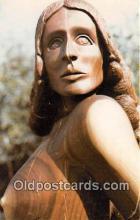 sta001158 - Statue Postcard