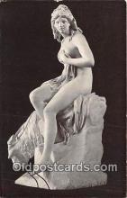 sta001164 - Statue Postcard