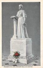 sta001166 - Statue Postcard
