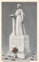 sta001167 - Statue Postcard