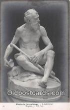 sta001168 - Statue Postcard
