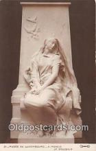 sta001170 - Statue Postcard
