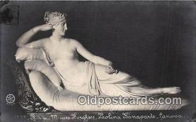 sta001172 - Statue Postcard