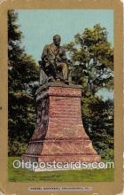 sta001173 - Statue Postcard