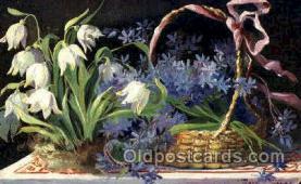 stl001032 - Still Life Postcard Post Cards Old Vintage Antique