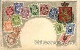stp001001 - Stamps on Postcards