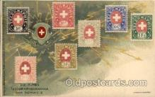 stp001003 - Stamps on Postcards