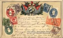stp001005 - Stamps on Postcards