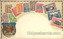stp001011 - Stamps on Postcards
