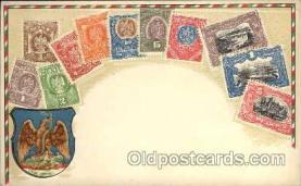 stp001011 - Stamps on Postcards