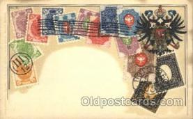 stp001015 - Russia Stamp on Postcard Postcards