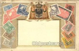 stp001020 - Germany Stamp on Postcard Postcards