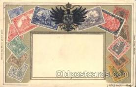 stp001040 - Stamp, Stamps Postcard Postcards