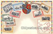 stp001055 - Romania Postcard Post Card